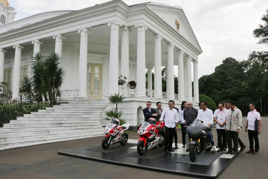 Official reception for MotoGP™ takes place in Indonesia