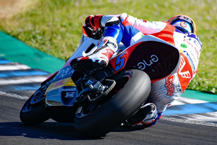 Alex De Angelis, Alma Pramac Racing, Jerez MotoE™ Test