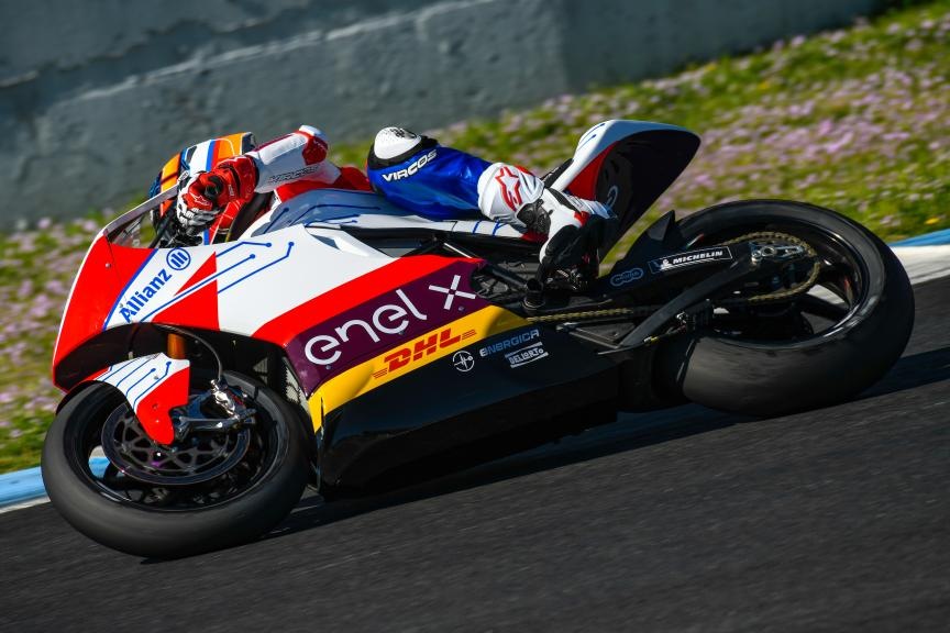 Alex De Angelis, Alma Pramac Racing, Jerez MotoE™ Test