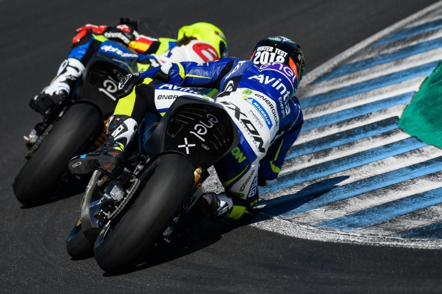 Xavier Simeon, Avintia Esponsorama, Jerez MotoE™ Test