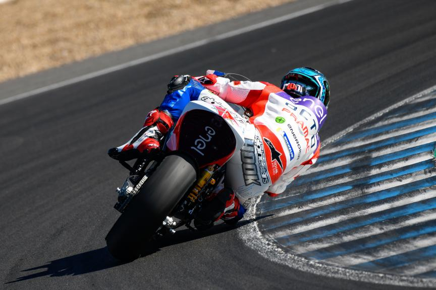 Josh Hook, Alma Pramac Racing, Jerez MotoE™ Test