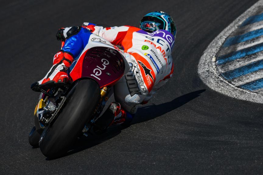Josh Hook, Alma Pramac Racing, Jerez MotoE™ Test