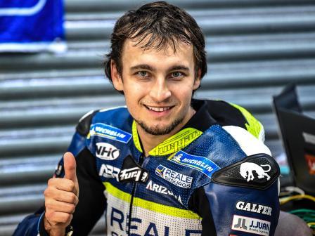 Karel Abraham, Reale Avintia Racing