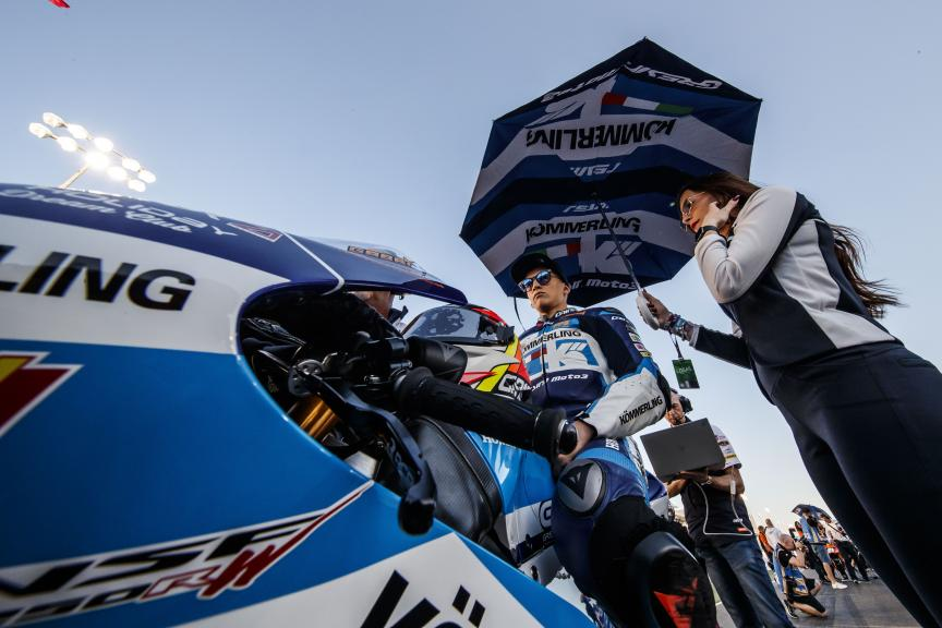 Gabriel Rodrigo, Kőmmerling Gresini Moto3, VisitQatar Grand Prix