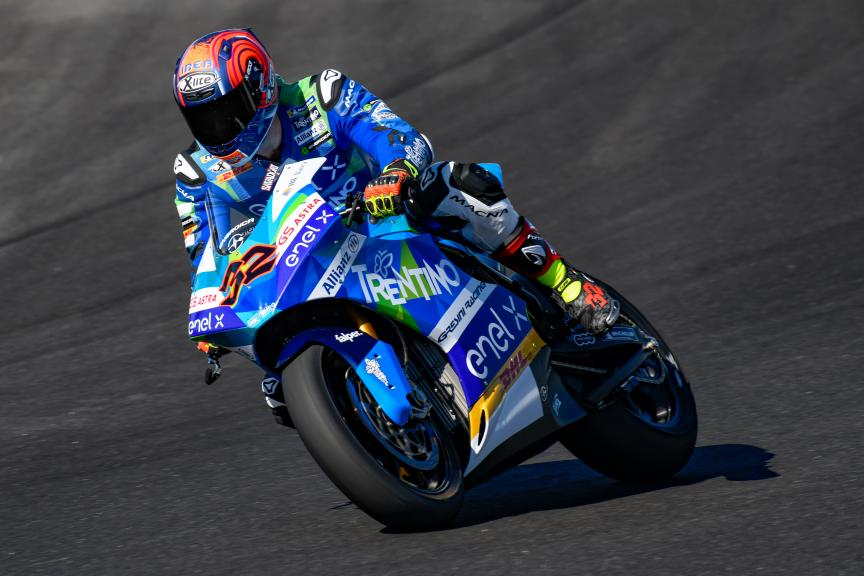 Lorenzo Savadori, Trentino Gresini Motoe, Jerez MotoE™ Test