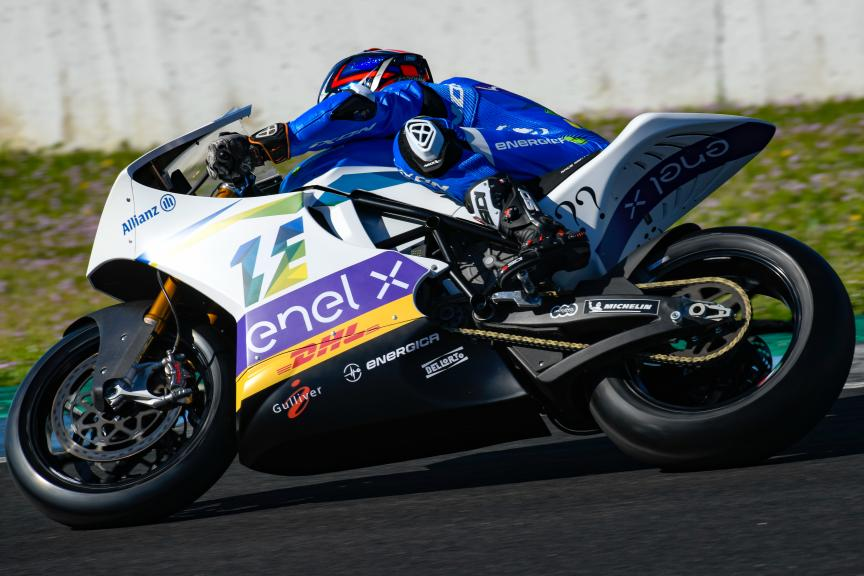 Bradley Smith, One Energy Racing, Jerez MotoE™ Test