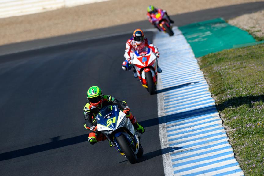 Eric Granado, Avintia Esponsorama Racing, Jerez MotoE™ Test