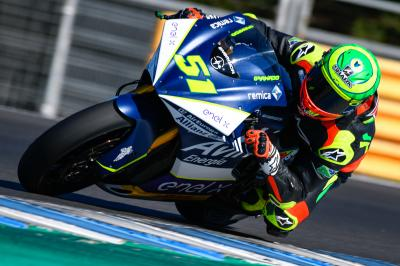Granado top from Tuuli on Day 1 in Jerez