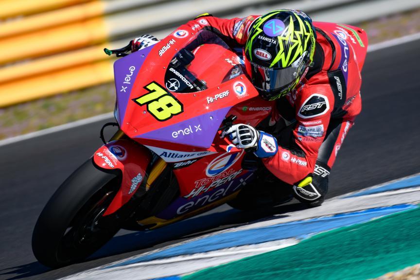 Kenny Foray, Tech3 E-Racing, Jerez MotoE™ Test