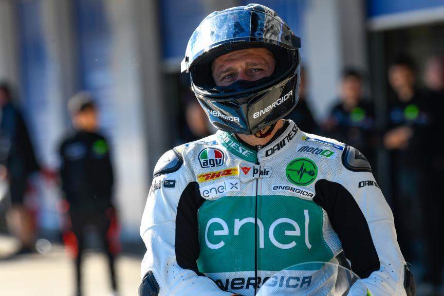 MotoE, Jerez MotoE™ Test