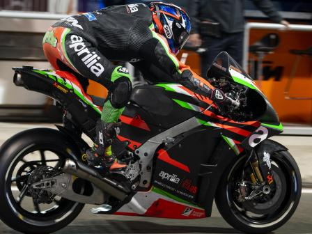 Bradley Smith, Aprilia Factory Racing