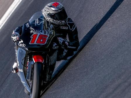 Joe Roberts, American Racing KTM