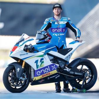 MotoE™ -Fahrer bleiben nach Jerez-Vorfall positiv