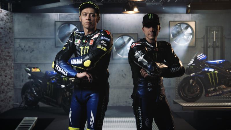 MotoGP Rossi e l'Argentina: