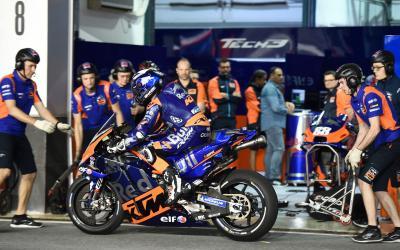Oliveira, una inyección de ilusión para Tech3 en MotoGP™