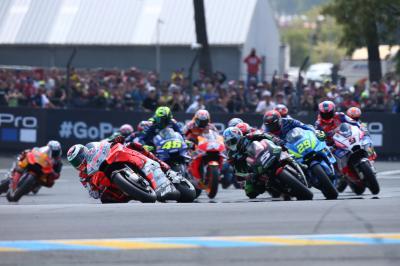 La présentation du SHARK Helmets GP de France, c'est mardi !