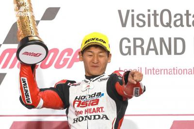 Top five youngest Japanese race winners
