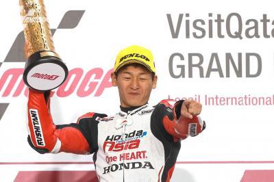 Toba, en el Top 5 histórico de jóvenes vencedores de Japón