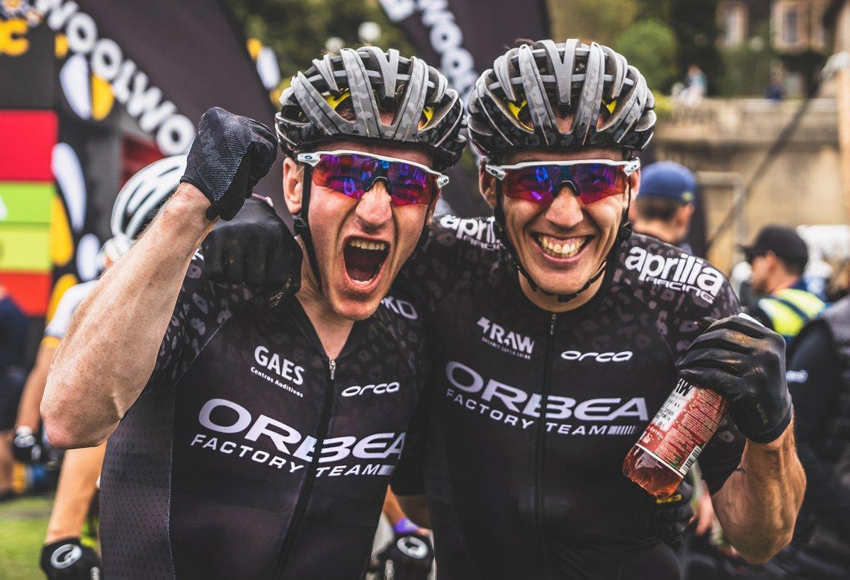Aleix races the Cape Epic ahead of Argentina