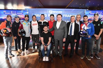 Tout ce qui vous attend pour le SHARK Helmets GP de France !