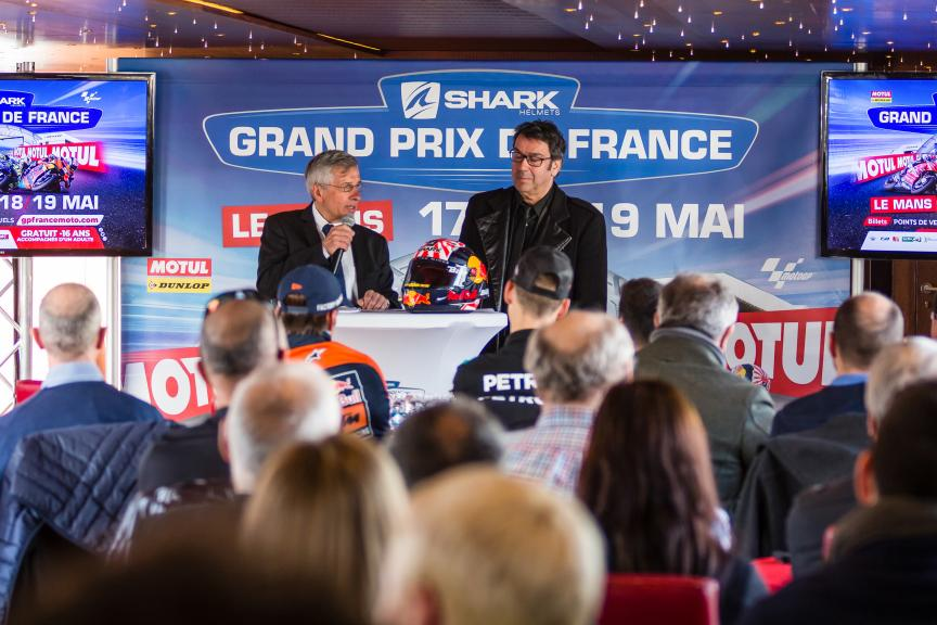 #FrenchGP - Launch conference