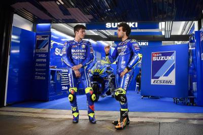 Suzuki - Valencia to Qatar: young guns firing