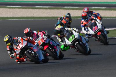Battle of adaptation: Moto2™ reset for Round 2