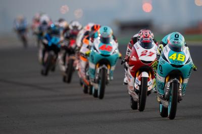 Moto3™ saddle up for Argentina