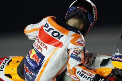 Lorenzo : « Je vais beaucoup mieux ! »