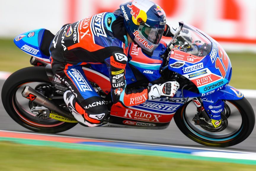 Filip Salac, Redox PruestlGP, Gran Premio Motul de la República Argentina