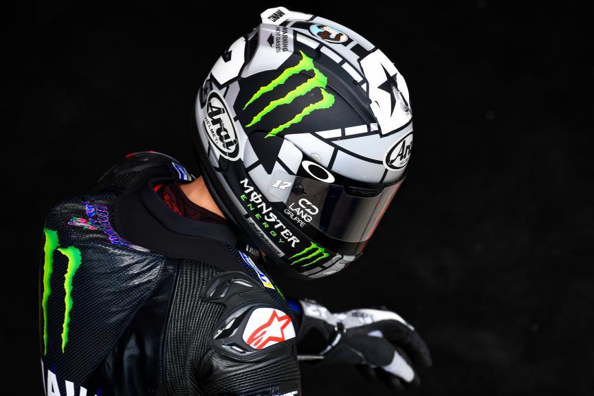 Maverick Vinales, Monster Energy Yamaha Motogp, Gran Premio Motul de la República Argentina
