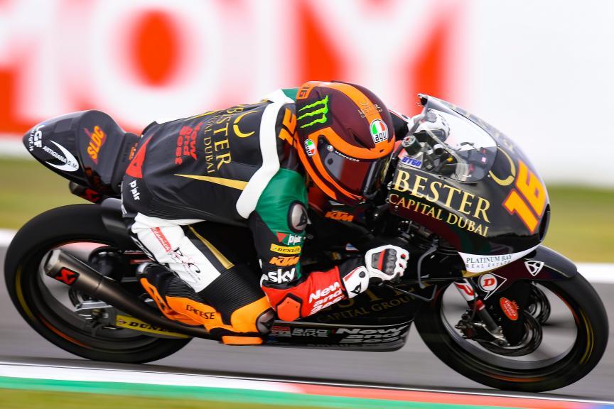 Andrea Migno, Bester Capital Dubai, Gran Premio Motul de la República Argentina