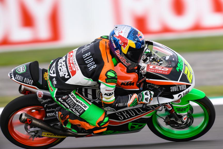 Kazuki Masaki, Boe Skull Rider Mugen Race, Gran Premio Motul de la República Argentina