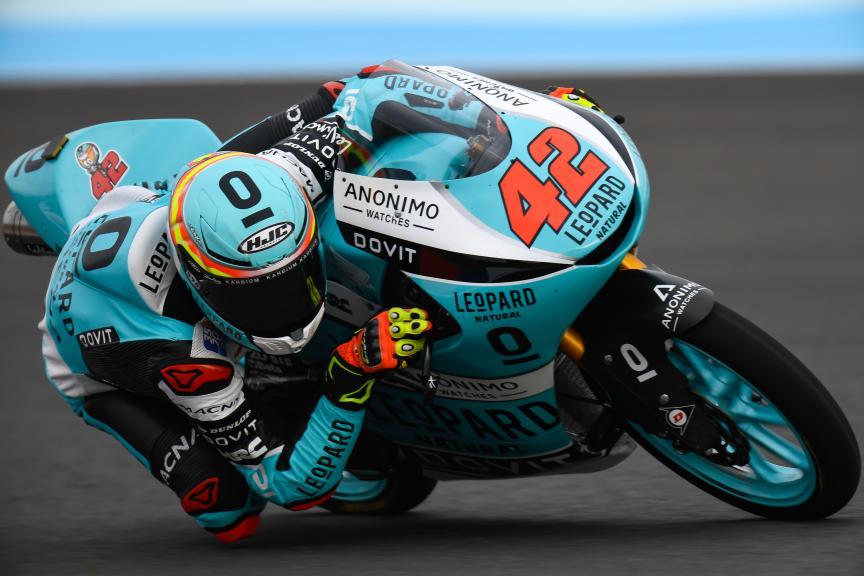 Marcos Ramirez, Leopard Racing, Gran Premio Motul de la República Argentina