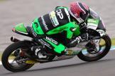 Tom Booth-Amos, CIP Green Power, Gran Premio Motul de la República Argentina