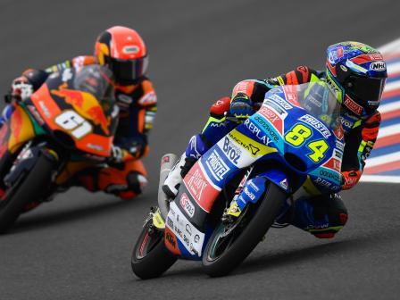 Moto3, Free Practice, Gran Premio Motul de la República Arg