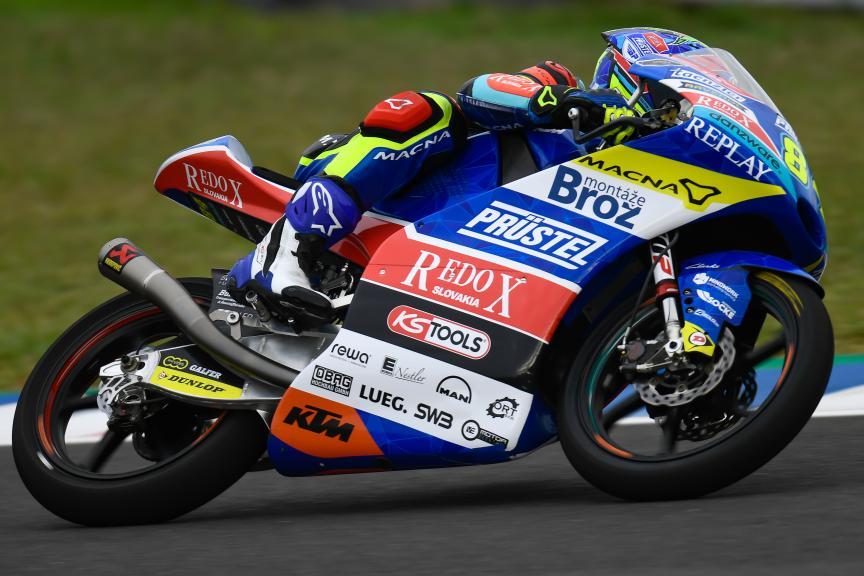 Jakub Kornfeil, Redox PruestlGP, Gran Premio Motul de la República Argentina