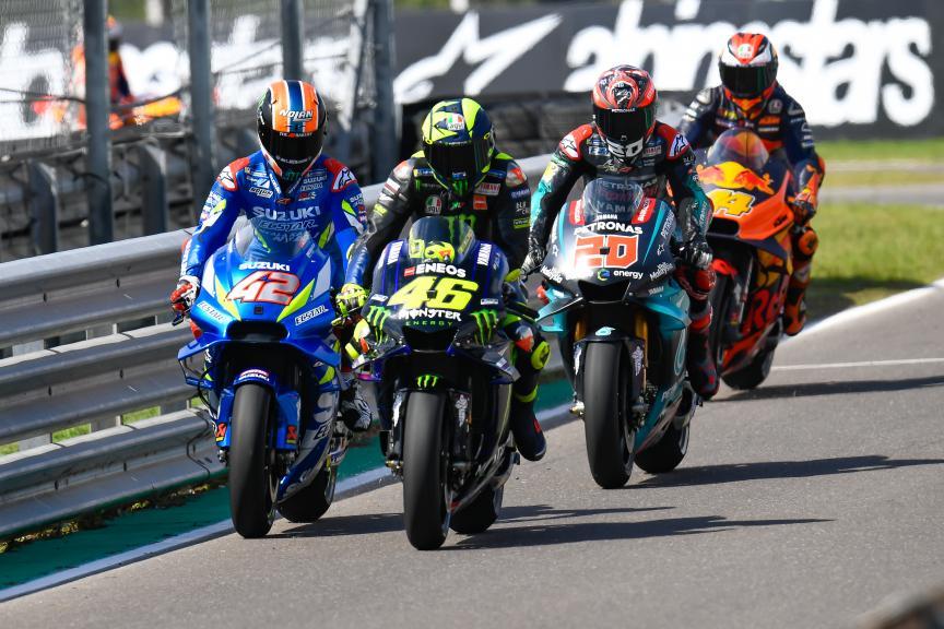 Valentino Rossi, Alex Rins, Gran Premio Motul de la República Argentina