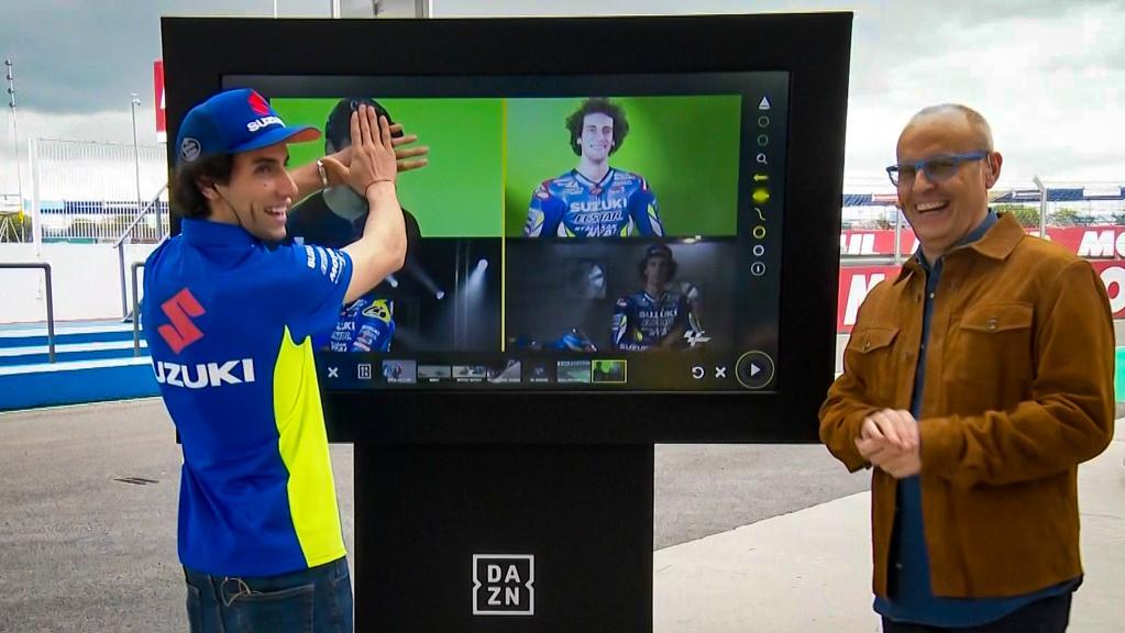 TouchScreen DAZN Rins