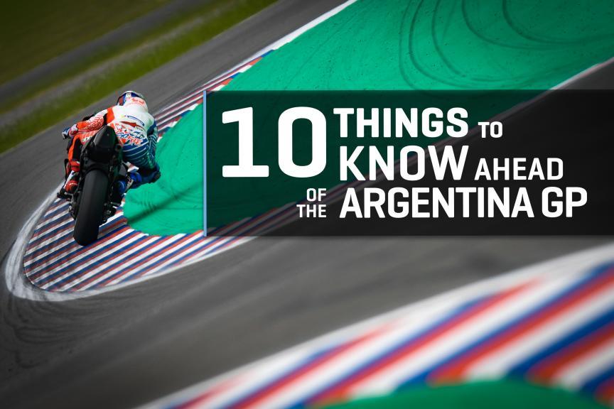 10 things en -Arg