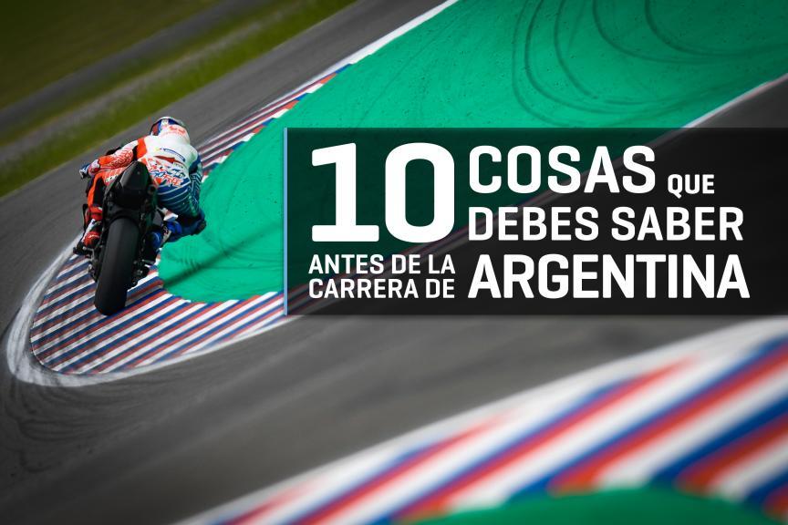 10 things es -Arg