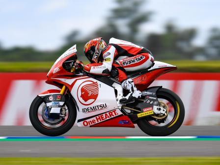 Moto2, Free Practice, Gran Premio Motul de la República Arg