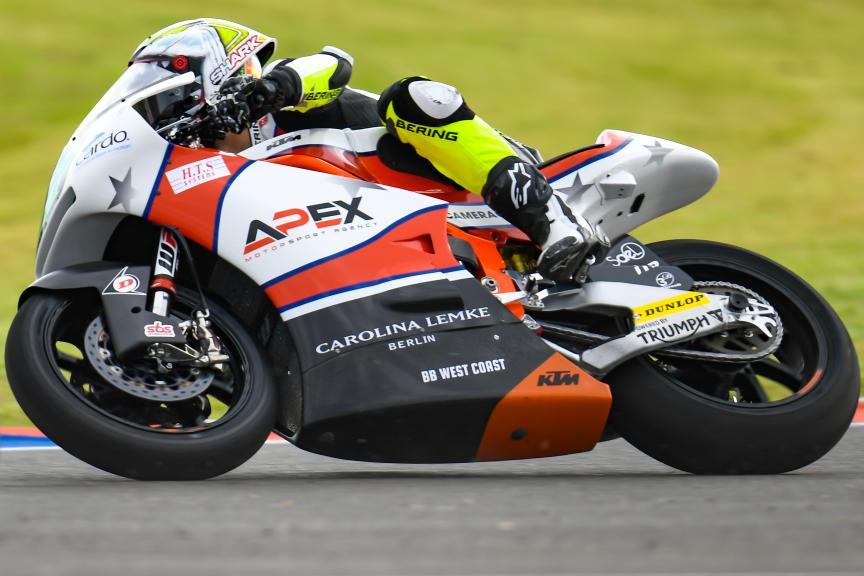 Iker Lecuona, American Racing KTM, Gran Premio Motul de la República Argentina