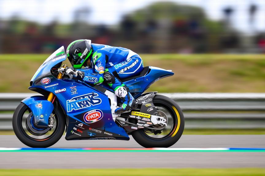 Enea Bastianini, Italtrans Racing Team, Gran Premio Motul de la República Argentina