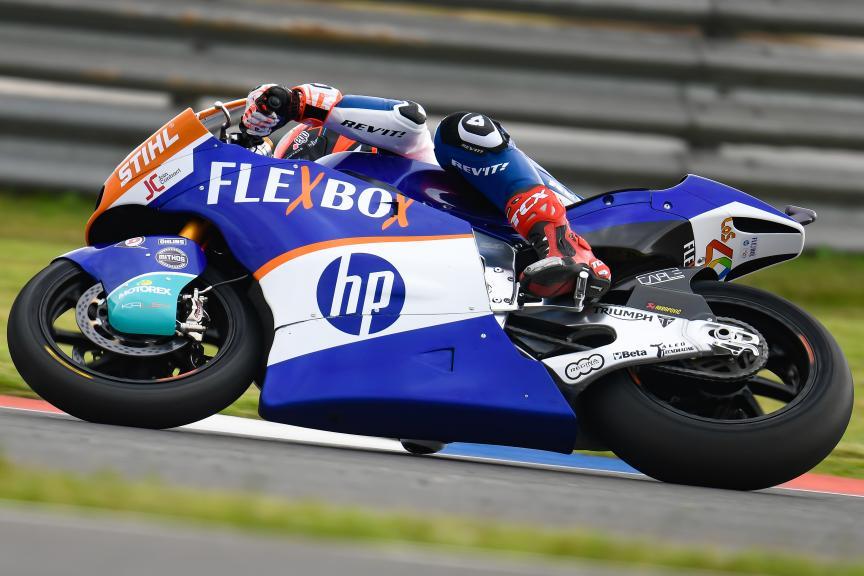 Augusto Fernandez, Flex-Box HP40, Gran Premio Motul de la República Argentina