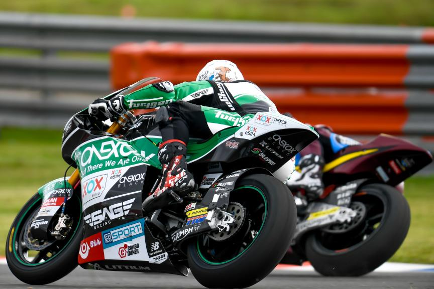Tetsuta Nagashima, Onexox TKKR SAG Team, Gran Premio Motul de la República Argentina