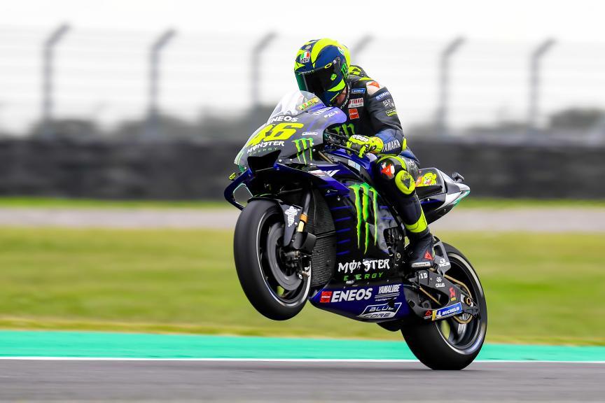 Valentino Rossi, Monster Energy Yamaha Motogp, Gran Premio Motul de la República Argentina