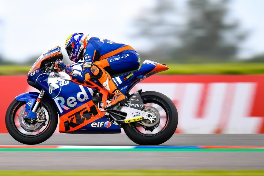 Marco Bezzecchi, Red Bull KTM Tech 3, Gran Premio Motul de la República Argentina