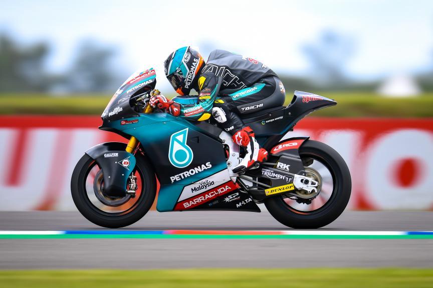 Khairul Idham Pawi, Petronas Sprinta Racing, Gran Premio Motul de la República Argentina
