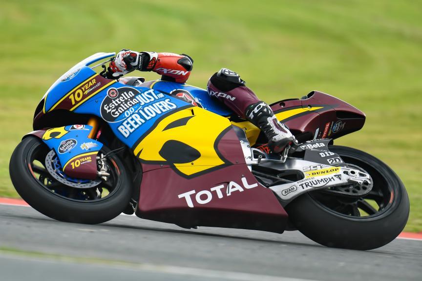 Xavi Vierge, EG 0,0 Marc Vds, Gran Premio Motul de la República Argentina